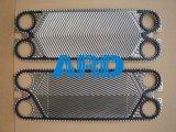De Pakking NBR EPDM Viton van de Warmtewisselaar van de Plaat van Apv R145 R235 R405