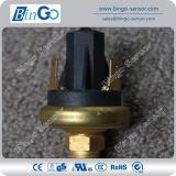 潤滑油圧力コントローラ、圧力スイッチ