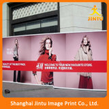 La publicité de l'étalage de drapeau d'indicateur de vol d'impression de Digitals d'exposition