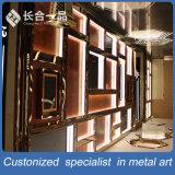 صنع وفقا لطلب الزّبون مصنع صناعة ذهبيّة شكل [كرتين ولّ] لأنّ [كتف/هوتل/بوتي] مركز