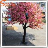 인공적인 결혼식 훈장 벚꽃 나무