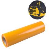 Câble Cuttable /Vinly d'unité centrale de transfert jaune moyen pour le tissu