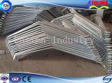 Das hohe Präzisions-Metallprodukt-Lochen/Teil mit ISO stempelnd genehmigte (FLM-LC-010)