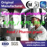Categoría alimenticia anhidra del fosfato del tripotasio