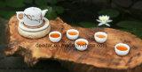 Tè nero profumato del fiore della prugna