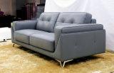 Sofá moderno do couro da parte superior da mobília (SBL-9211)
