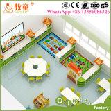 Kinderegarten Schulmöbel-Vorschulklassenzimmer-Tische und Stühle eingestellt