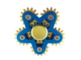 Nuevo fabricante del hilandero de la mano del juguete de la manera