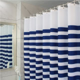 Cortina de chuveiro impermeável impressa moderna do banheiro do Anti-Mildew PEVA (12S0036)