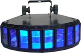 4X3w RGBW LEDの蝶効果のディスコ棒ライト