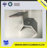 Quarante-six profils a d'aluminium
