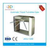 304ステンレス鋼1.2mm RFIDのスマートなアクセス制御三脚の回転木戸