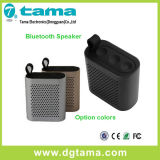 Руки освобождают диктора громкоговорителя Bluetooth V2.1 портативного Cuboid