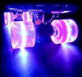 아이의 LED 가벼운 저속한 명확한 갑판 스케이트 널 스케이트보드