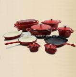 fornitore stabilito del Cookware del ghisa dello smalto 7PCS dalla Cina