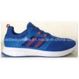 Chaussures de course de type de chaussures d'hommes de chaussures sportives respirables d'espadrille