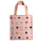 Deux configurations de Macaron de tailles imperméabilisent le sac d'emballage de PVC (A068)
