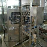 botella de 20L 19L 5 galones de máquina de rellenar del agua embotellada