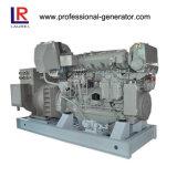 650kw 6 Reeks van de Generator van Cilinders de Radiator Gekoelde Mariene