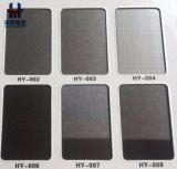 Покрашенная нержавеющая сталь хорошего качества Titanium Coated покрывает декоративные плиты