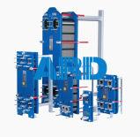 Ti de la placa AISI304 316 del cambiador de calor de la placa de Laval M6MW M10bw Mk15bw de la alfa