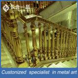 良質およびヨーロッパデザインステンレス鋼屋内階段手すりかRainling