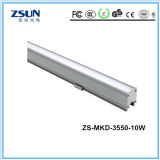 Luz modular comercial del tubo de la Tri-Prueba del LED