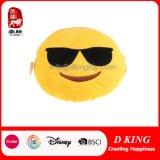Kundenspezifisches Kissen-Emoji angefülltes Plüsch-Großhandelsspielzeug