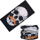 Multifunction Biker Microfiber Customized Logo Printing Skull Mask Bandanas