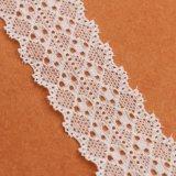 merletto di nylon del sesso di nylon dello Spandex di stirata di 3.5cm per la biancheria intima