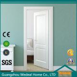 Porta de madeira composta interior do PVC de WPC para casas