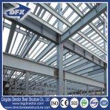 Construction préfabriquée d'acier de construction pour l'atelier d'entrepôt