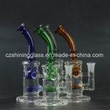 Heiß! ! Unterschiedliche Muster-Cup-Form-Glaswasser-Rohr-Ölplattformen