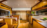 46 'Yacht de luxo FRP Hangtong Borose 46 Factory-Direct Customizable