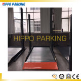 2 лифт автомобиля столба /Hydraulic 2 лифта стоянкы автомобилей столба просто