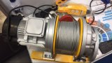 400kg 철사 밧줄 전기 윈치 가격 철사 밧줄 호이스트