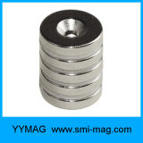 High Quality Ring Shape Magnet NdFeB