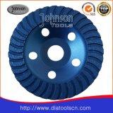roda de moedura do diamante de 125mm Turbo
