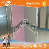 12mm rosafarbene Farben-feuerfester Gips-Vorstand/Fasergipsplatte-/Trockenmauer-Panel
