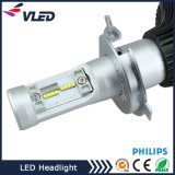 Dual Base H4 / H13 / 9004/9007 Phi Luxeon Zes Chip 6s Car LED Headlight Bulb