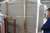 중국 아테네 회색 나무로 되는 대리석 석판