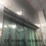 Tenda di portello per conservazione frigorifera/cella frigorifera