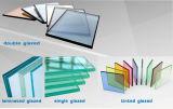 Alumínio vitrificado dobro que desliza produtos maiorias de Windows de China