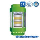 観察のエレベーターの観光のエレベーターのパノラマ式のエレベーター