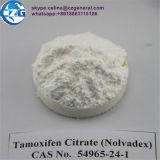 口頭ステロイドのタブレットのClomipheneクエン酸塩Clomid CAS 50-41-9