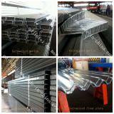 Almacén de acero de la fabricación con el marco del metal