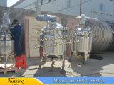 Réservoir de réaction de chauffage à vapeur 2000L