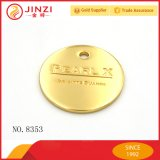 Distintivo su ordine materiale in lega di zinco di marchio del metallo