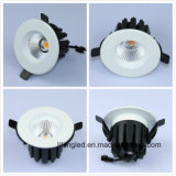 PANNOCCHIA messa elencata UL LED Downlight del driver mini con il diametro di 85mm