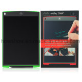 """el """" cursivo 12 completa la tablilla portable de la escritura de Epaper LCD con verde"""